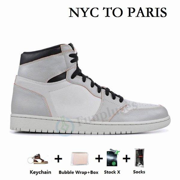 NYC À PARIS