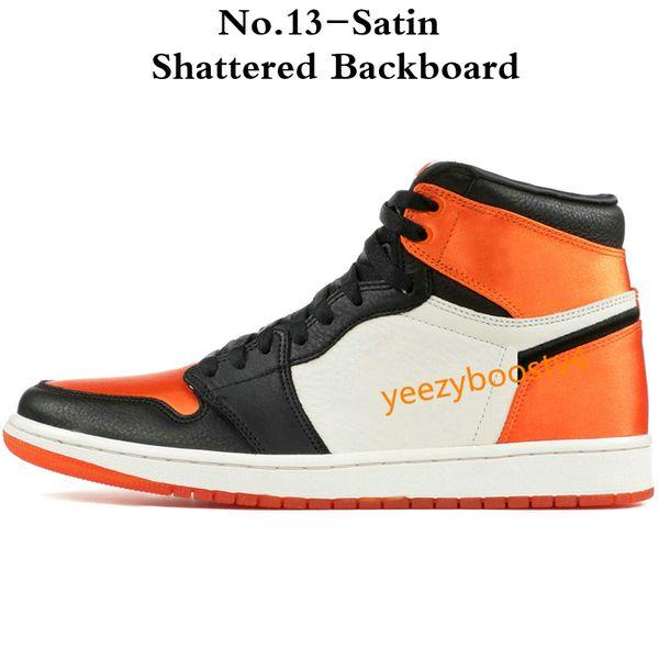No.13-Satin Shattered Backboard