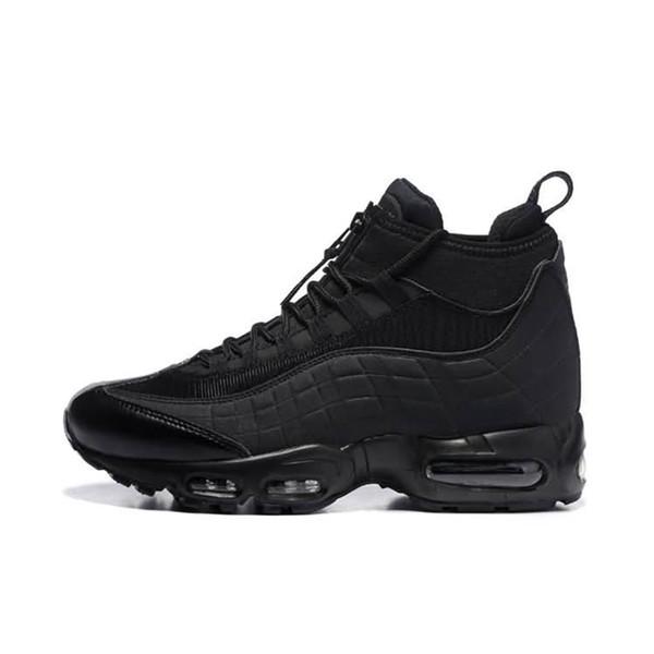 2019 Hot Men Boots Zapatillas Hombre Warm Inverno Mens Leather designer di calzature High Top sneakers sportive da corsa kl; kl.kl; k.