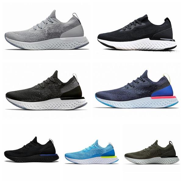 Compre Nike Epic React Flyknit Champion Copper Flash Calzado Para Correr Zapatillas De Deporte Hombre Racing Runner Hombres Mujeres Personalidad