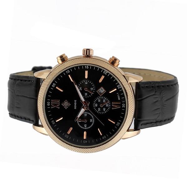 Mens Business Wristwatches Stainless Japan Movt Quart Battery Waterproof Casual Luxury Women Wrist Watch Clock