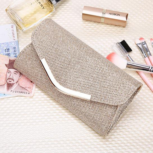 best selling New Elegant Design Ladies Evening Party Small Clutch Bag Banquet Purse Handbag Women Clutch Bags free shipping