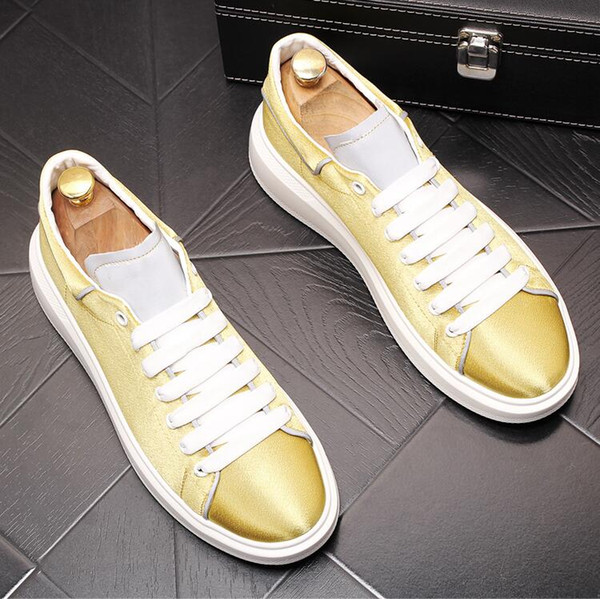 British Style Fashion Vintage Denim Canvas Shoes Men High-top Casual Driving Man Flat Shoes Breathable Plimsolls Footwear W272