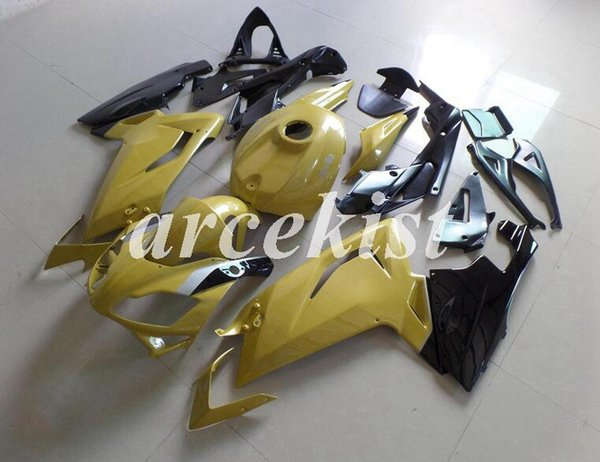 4 Gifts New ABS Fairings Kit Fit For Aprilia RS4 RSV125 RS125 06 07 08 09 10 11 12 RS125R RS-125 2006 2007 2008 2009 2010 2011 yellow black