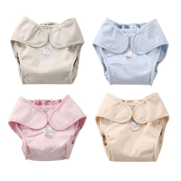 Foldable Portable Infant Travel Pattern Changing Pad Bag Diapering Waterproof Diapers Washable Nappies Training Pants