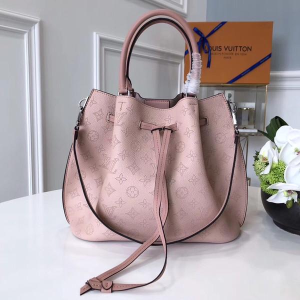 Top Qaulity M54401 44..27..12cm Francia Designer moda Zaino borsa a tracolla borsa fodera in seta con pacchetto sacchetto di polvere Spedizione gratuita