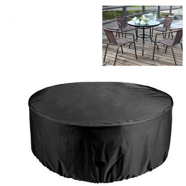 230110cm 185110cm Waterproof Garden Furniture Table Cover Outdoor Garden Furniture Cover Table Chair Rain Dust Modern Patio Furniture Outdoor Chair