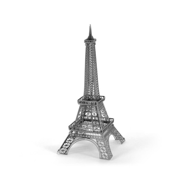 3D Puzzles - Eiffel Tower 3D Metal Model - DIY Building Jigsaw Educational Toys To cultivate child's interest, enhance child's great hands-o