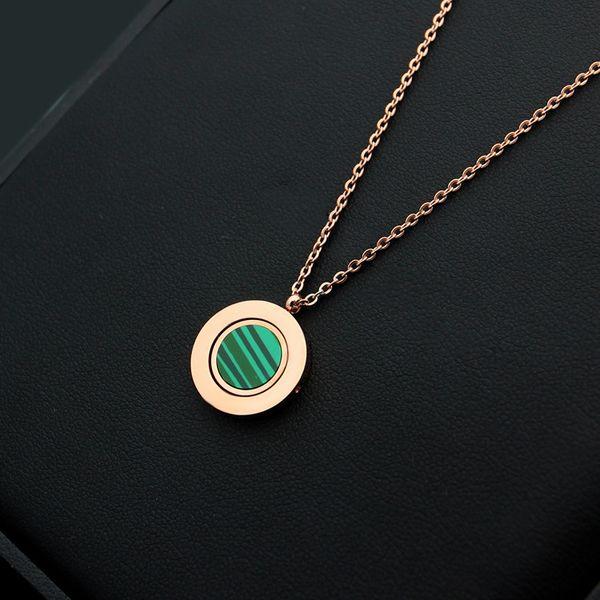Rose gold(Green/black)