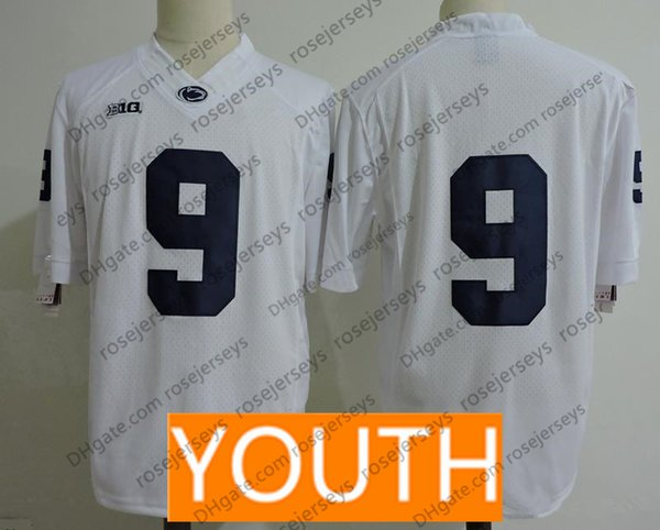 Jugend 9 McSorley (kein Name) Weiß