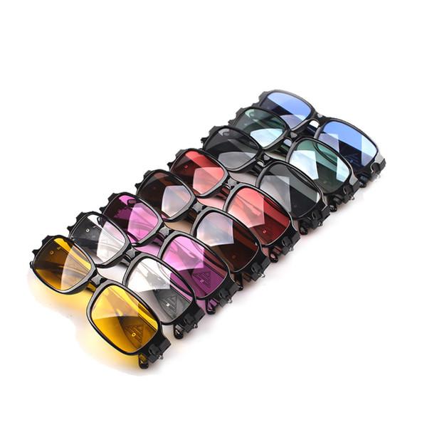occhiali di visione notturna di alta qualità alta luminosità ha condotto la luce occhiali da lettura sicurezza del lavoro industriale Night riding Repair the