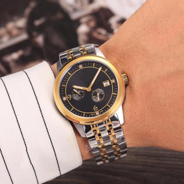 0141f7769 Original Citizen 8219 Automatic Mechanical luxury watch chronograph mens  watches top quality Sapphire Wristwatches mens designer