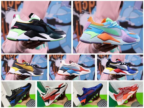 RS-X Toys Release Running Shoes for Men Sneakers Male Sneaker Womens Jogging Women Sports Female Trainers Boys Chaussures Girl