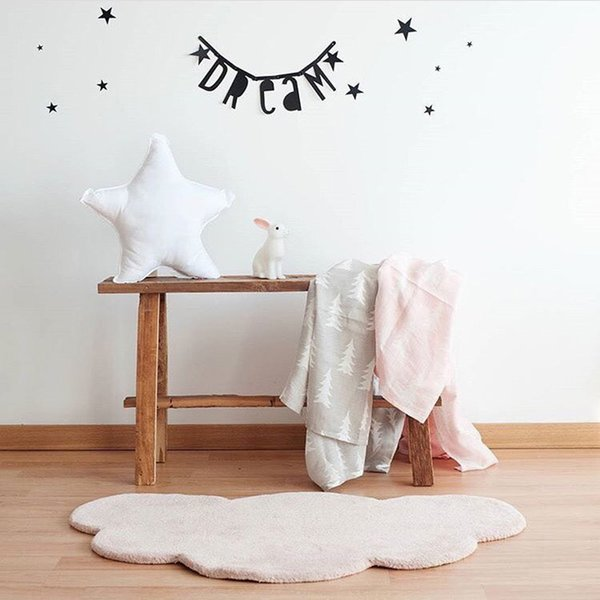 INS explosion new baby setting mat clouds style Non-slip mat baby Crawling mats soft play game pad for kids home decoration