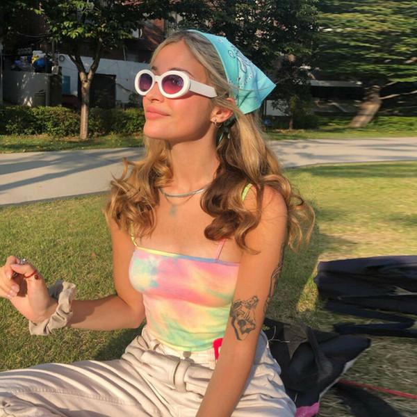 New Women Ladies Printed Sleeveless Strappy Cami Bralet Bra Summer Crop Top Vest