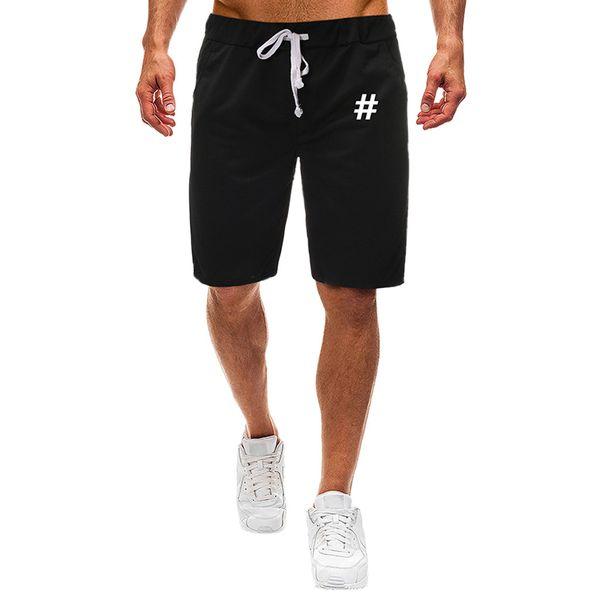 Оригинальные летние повседневные шорты мужские Моды для Мужчин Летние Печати Стволы Пляж Эластичный Пояс Бег Шорты Dropshippping 20