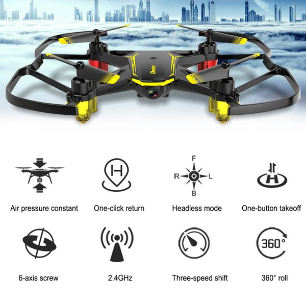 Remote Control Children RC Helicopter Boys Plastic Gift Kids Lightweight Toys Mini Drone Indoor Outdoor Quadcopter Aerial Photo
