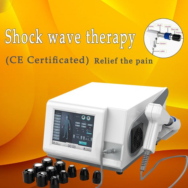 2019 Most popular Generation ED Handle Original shockwave erectile dysfunction shock wave treatment machine for man penis
