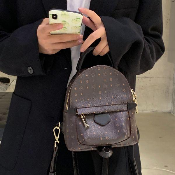 Mini spalla femminile del sacchetto 2019 nuova spalla piccola moda zaino lanciato piccolo sacchetto portatile