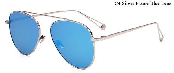 C4 Ice Blue Lens