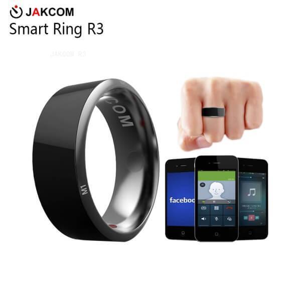 Venta caliente del anillo elegante de JAKCOM R3 en la tarjeta del control de acceso como el smartphone del detector del día de fiesta del mini dv
