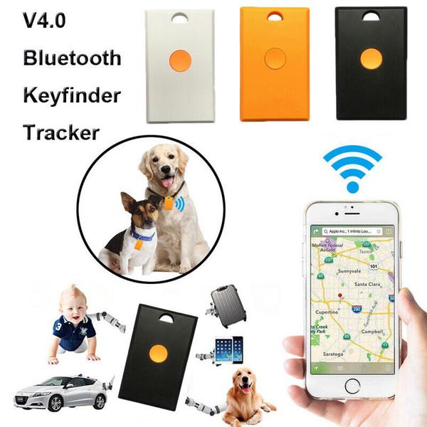 Bluetooth GPS Tracker Anahtar Bulucu Akıllı Anti-Kayıp Theft Aygıt Alarmı Locator
