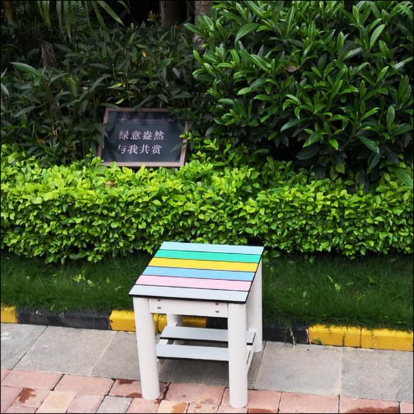 Chinesehpl Início Mobiliário Cor Cadeira Resistência Ao Tempo Colorido Verde Sala de Jantar Móveis Conjunto de Mesa de Jantar com Cadeiras Frete Grátis