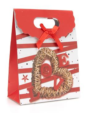 Bow Gift Bag B