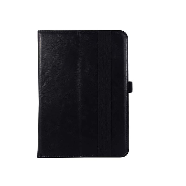 Classic Half Genuine Leather Stand Tablet Cover Case For iPad mini 1 2 3 4 ipad pro 10.5 9.7 12.9