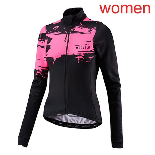 Men Cycling Jersey MTB Road Bike Jersy Long Sleeve Cycle Shirt Breathable Tops