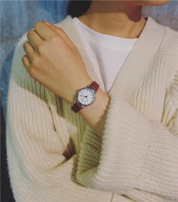 Assista estudante do sexo masculino relógio de moda versão coreana da tendência de negócios de lazer duplo calendário