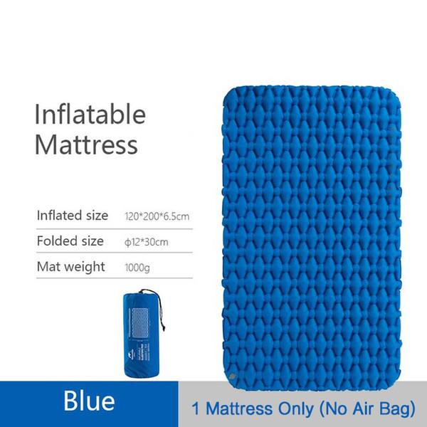 Only 1 Mat Blue