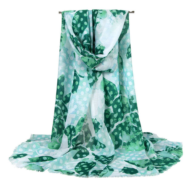 Fashion brand designer spring and autumn winter scarf rose print long scarf scarf Spanish horse flower rose flower print lady shawl wrap