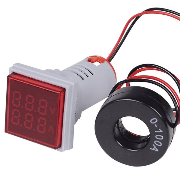 Kırmızı - AC 500V 100A