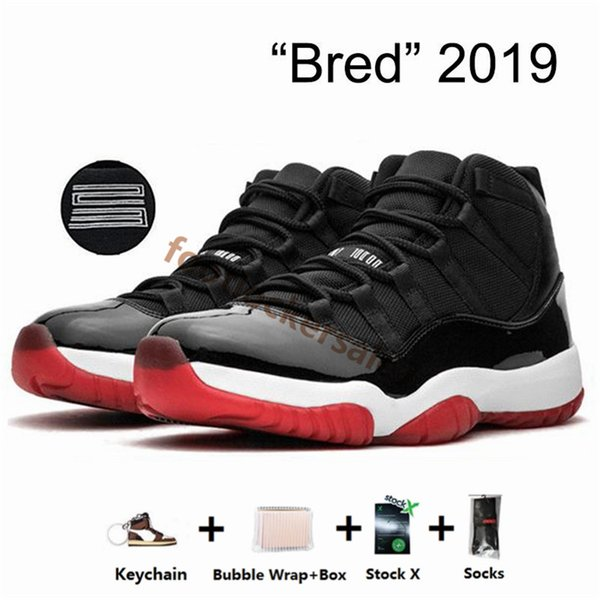 11s - Bred 2019