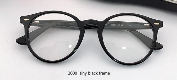 2000 negro brillante