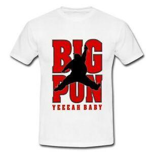 Big Pun Yeeeah baby Американский рэппер подземная футболка хип-хоп S 2XL