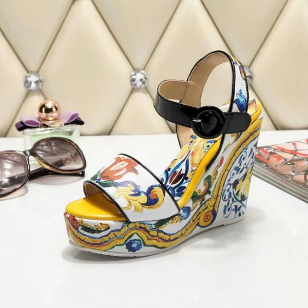 aaatop new Real leather brand design ladies high heels dres shoe party fashion girl pointed high heel sandals slipper Rhinestones 4.5cm