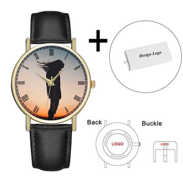 Custom Watch and Box