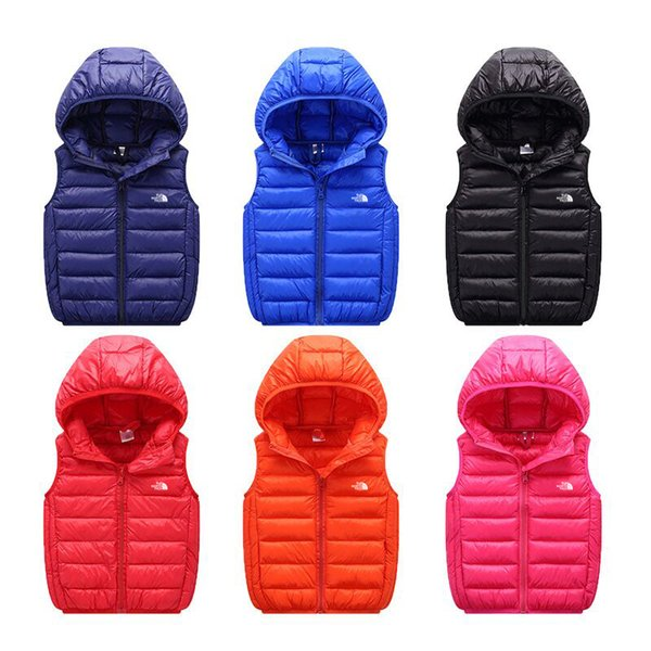 pamuk dolgulu ceket The North Face aşağı Çocuklar MA3 jia3 kışceket aşağı Dağcılık ceket Pamuk ceket aşağı açık giymemeleri