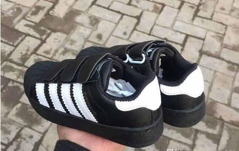 brand New Style Superstar Shell Head Sneaker Children Sport Shoes walking Shoe for kids,boys sneakers and girls Children casual shoe