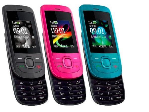 Bar phone Camera FM sim card 4 stand by 1.8 inch 2220 cell phone with bluetooth camera FM radio