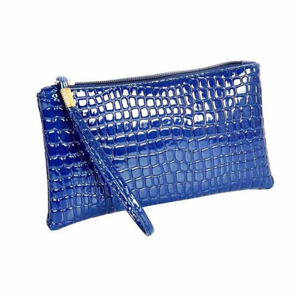 Women Wallet Purse Handbag Womens Crocodile Pu Leather Clutch Handbag Bag Coin Purse Crocodile Clutch Purse Bags Women Bag