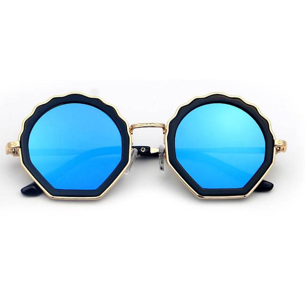 Ins vintga occhiali da sole per bambini moda bambini occhiali da sole firmati occhiali da sole per ragazze leopardo stampa ultravioletta occhiali da sole per ragazzi A7128