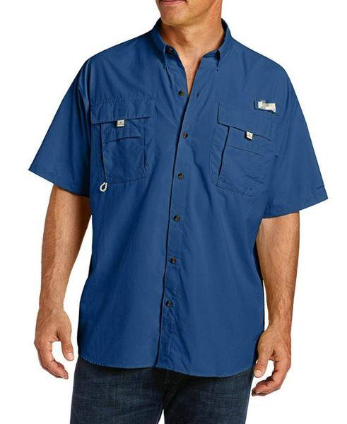 - men's quick dry shirt fishing shirt thumbnail