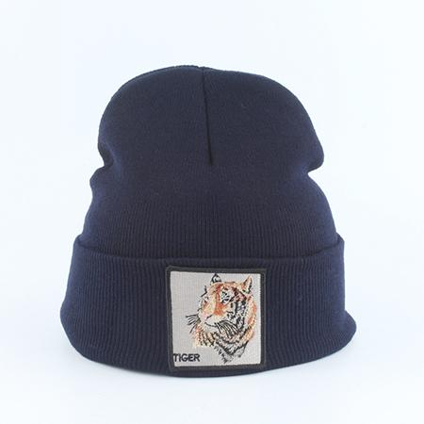 Tiger темно-синий