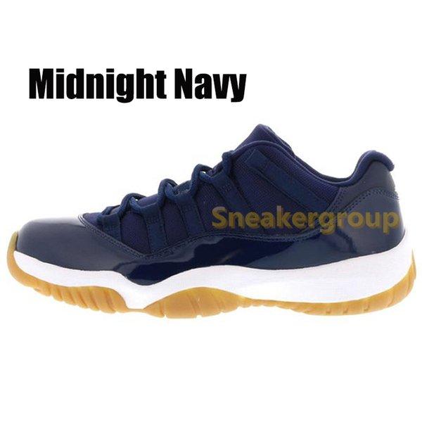 P19-Low Midnight Navy