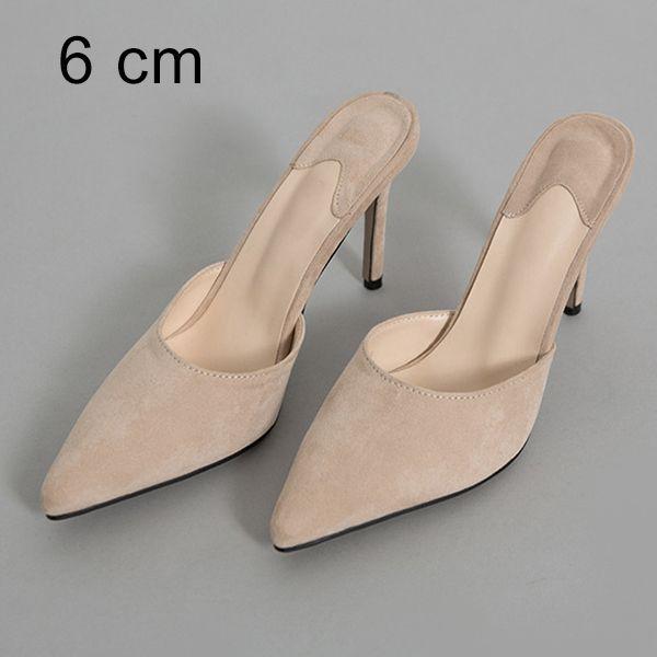 Albicocca 6 centimetri Pantofole