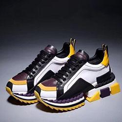 graffiti lacé anti-dérapant chaussures de sport en cuir tête ronde chaussures respirant entraîneurs confortables mixte colorm c0631 sneakers femme hommes