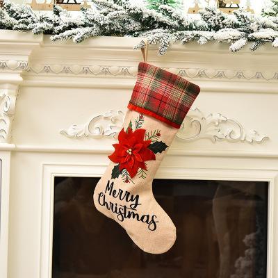 Navidad + Carta flor